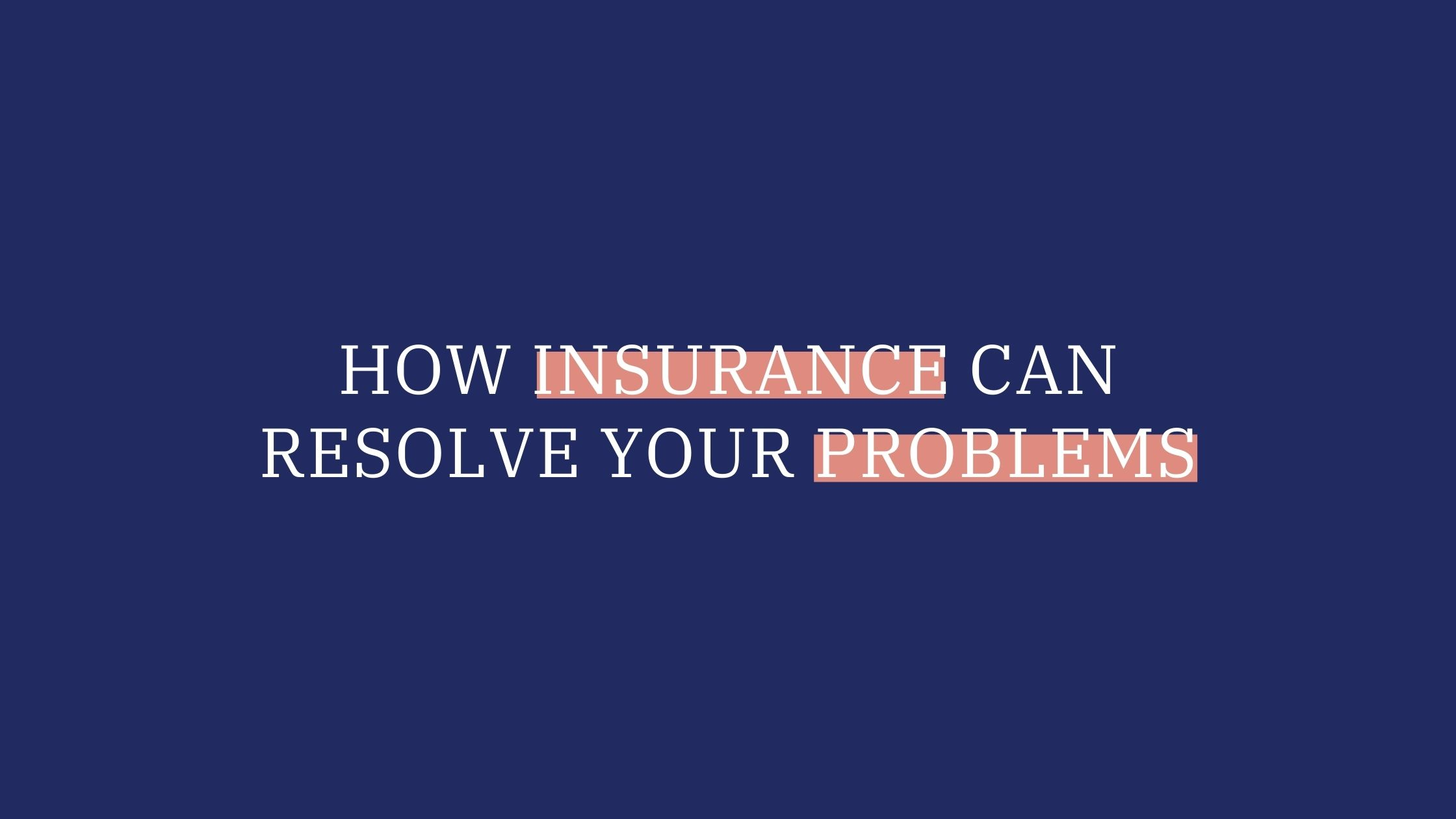 Freelancers problems can be resolved with insurance