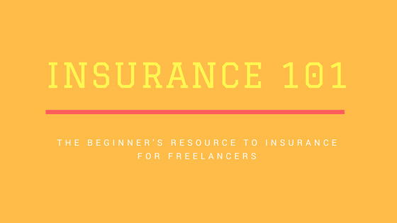 The beginner's resource to insurance for freelancers